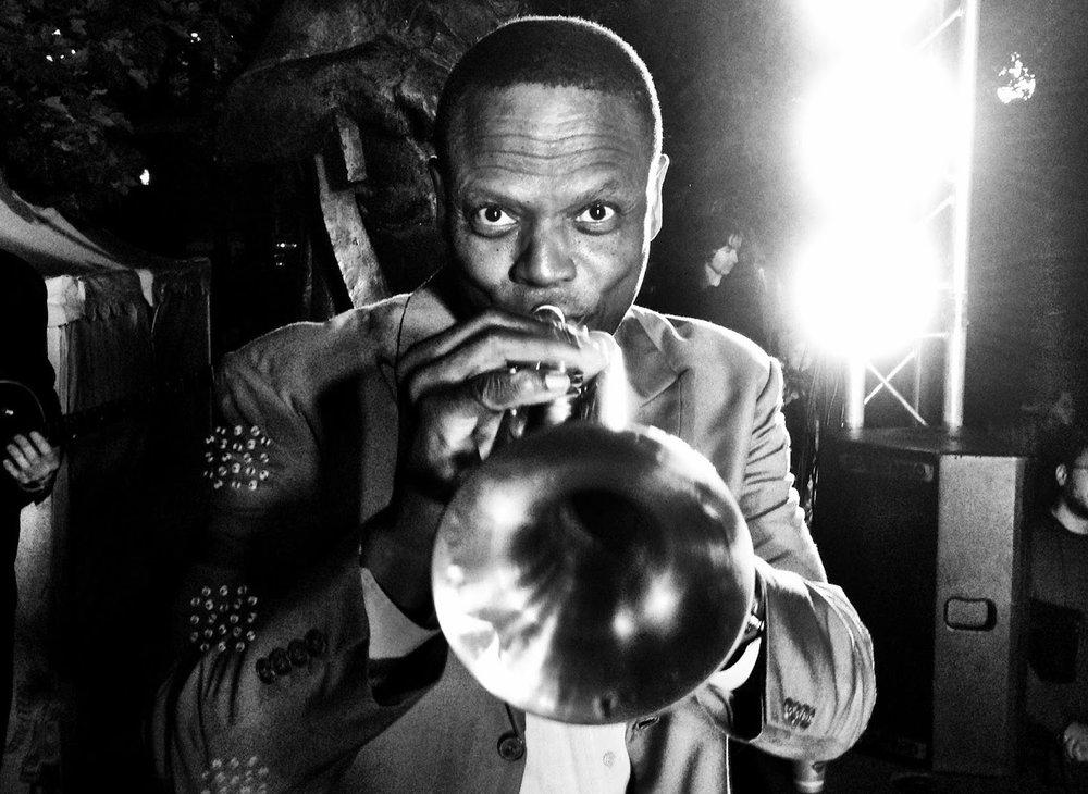 Leroy Jones. Photo by Katja Toivola.