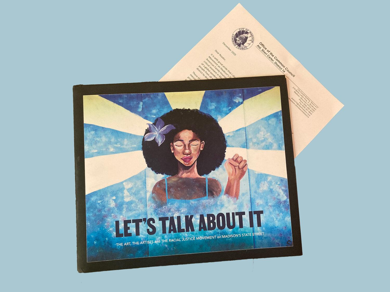 www.tonemadison.com: State Street art book factors into ethics complaint against Alder Sheri Carter — Tone Madison