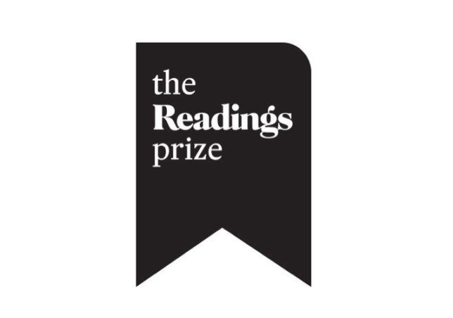 2017 Readings Prize - The Lost Pages shortlisted for the 2017 Readings Prize for New Australian Fiction.                             22.08.17