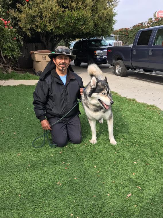 Volunteer Of the Month: Tino Garcia
