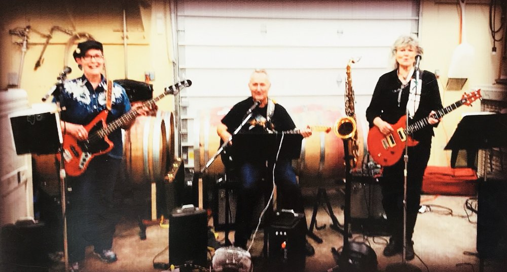 This weekend, the featured artist is  the Wolf Creek Band.