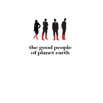 The Good People of Planet Earth - Debut EP (2014) Soundcloud