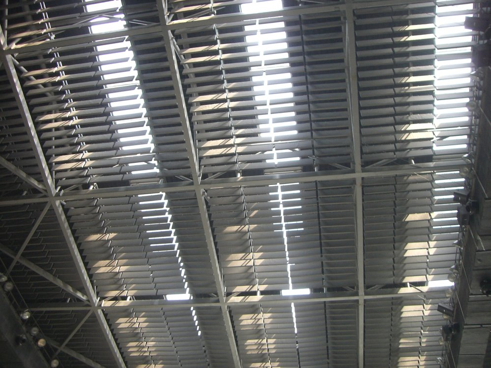 National Sports Hall——Vertical Baffle (1).JPG