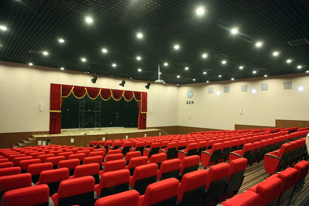 Jordian International School Theater