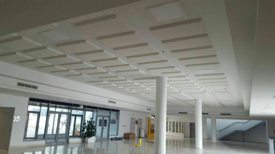 German International School  Dubai (Melamine Foam)