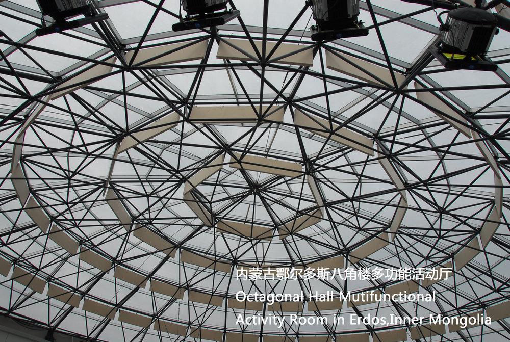Erdos Octagonal Floor