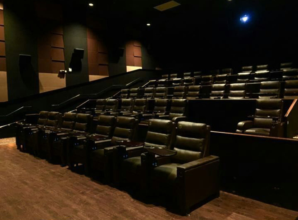 Palladio Luxe Cinema California