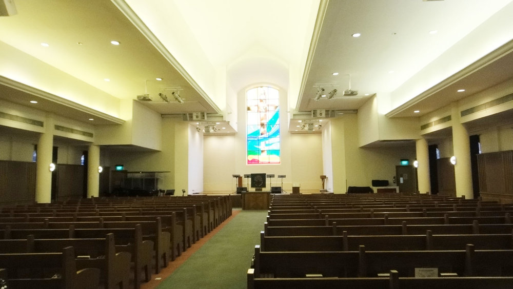 The Way Presbysterian Church.Singapore