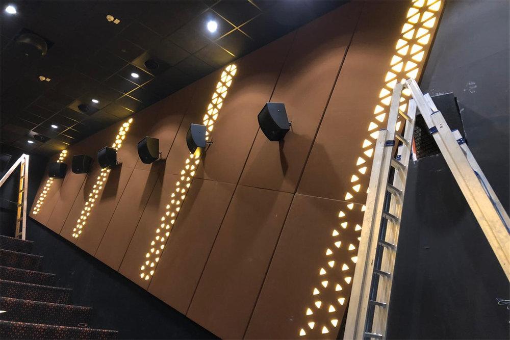 New Administration Capital Cinema, Egypt