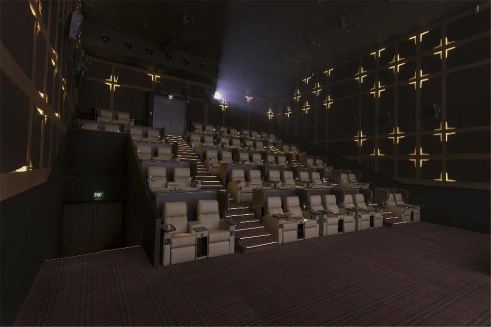 AMB Cinema, India