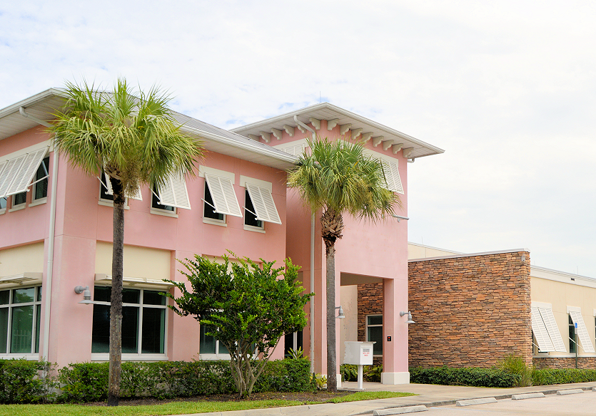 St. Lucie County  ROSSER COUNTY LIBRARY