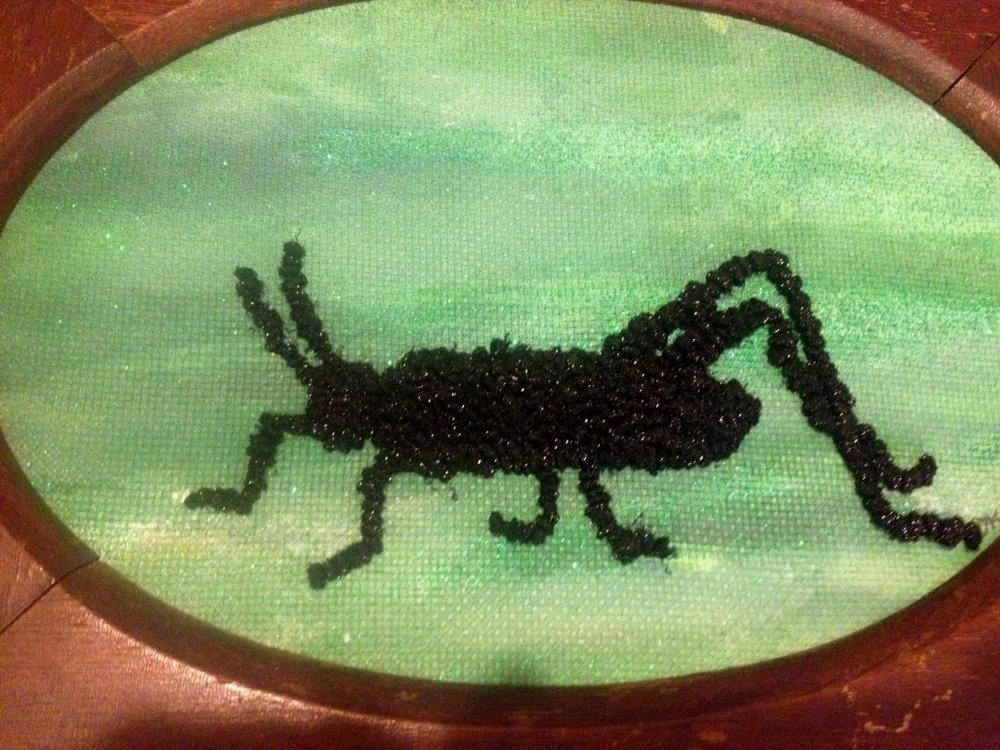 * Sold Grasshopper