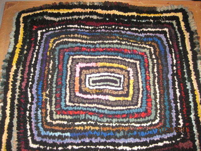 * Sold Hit & Miss Welcome Mat