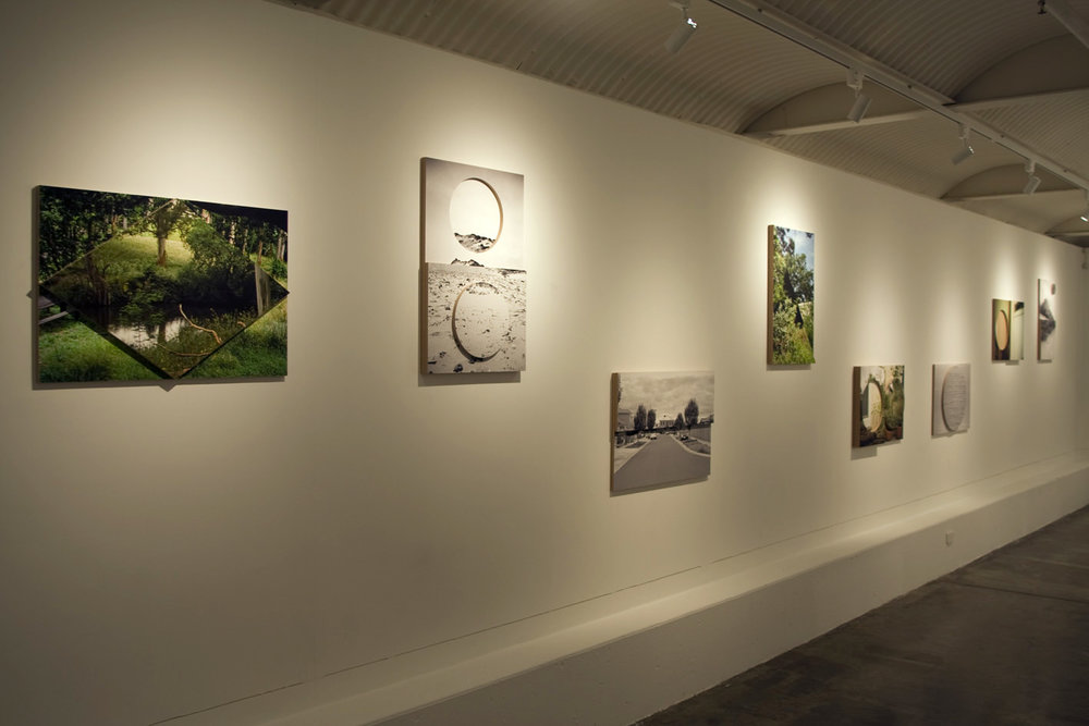 Previous work - PAST_PRESENT_FUTURE 2012 Installation shot.jpg