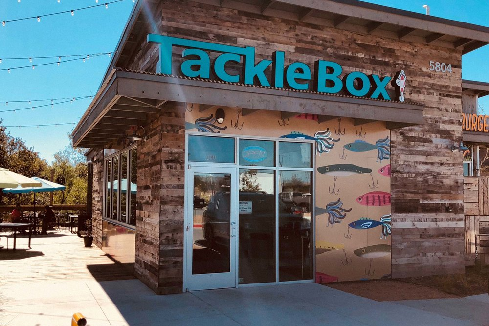 Welcome To Tackle Box Seafood!