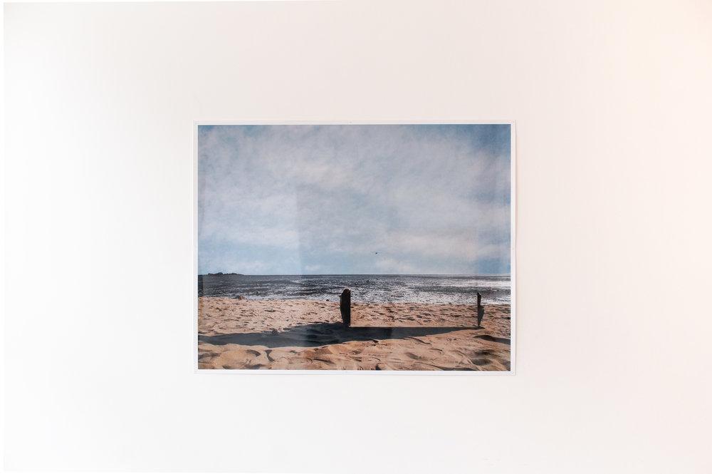 'Drawing the sea' by Sijong Kim