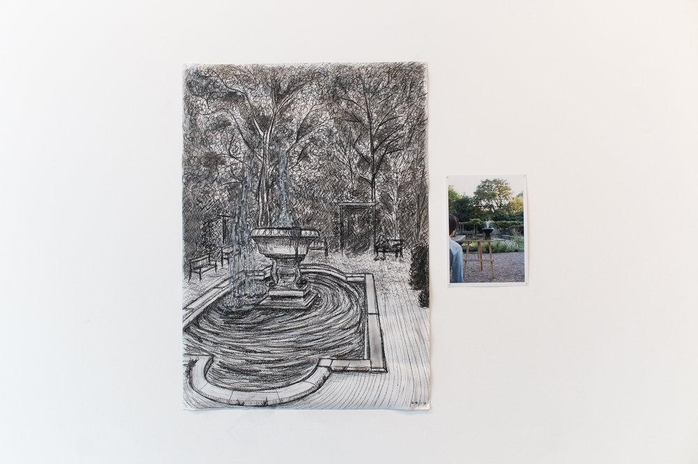 'Battersea park' by Sijong Kim