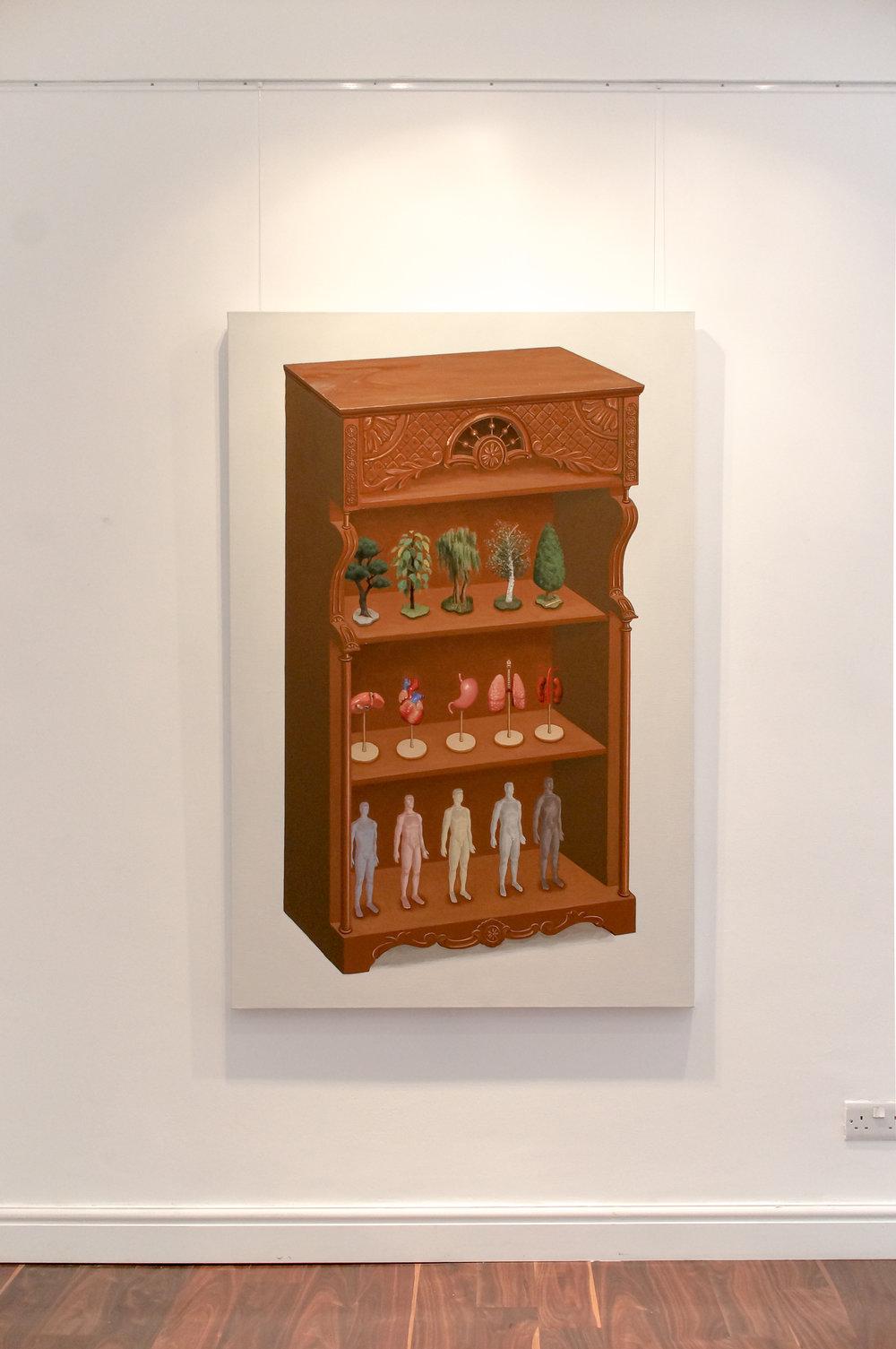 'Healthy Bureau' by Sung-kook Kim