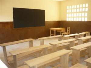 2012 - SIERRA LEONAConstrucción de una escuela primaria en Bafodia,Mantenimiento Guarderia de Madina.