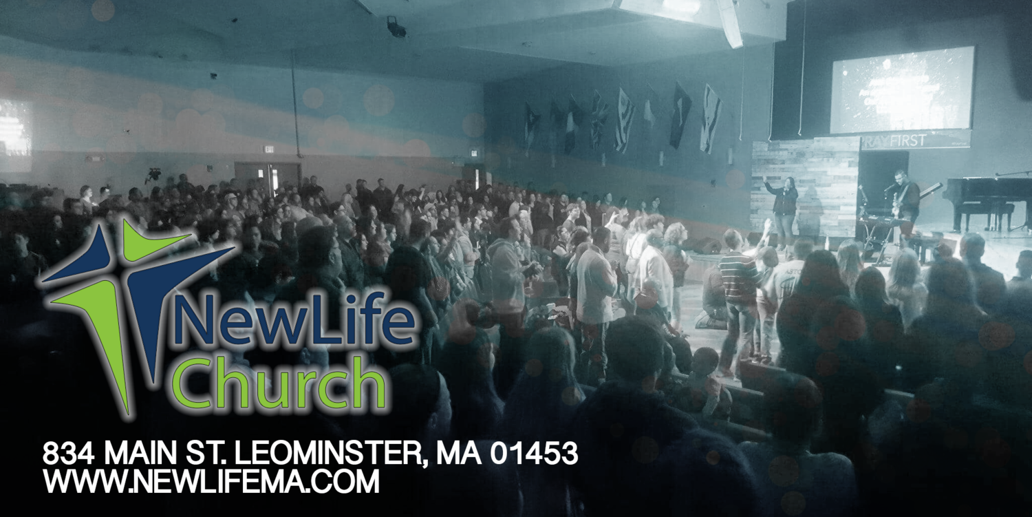 I'm New — NEWLIFE CHURCH