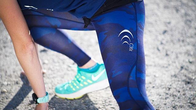 Stretchy.  Product shots for running/yoga brand @c3fit_usa