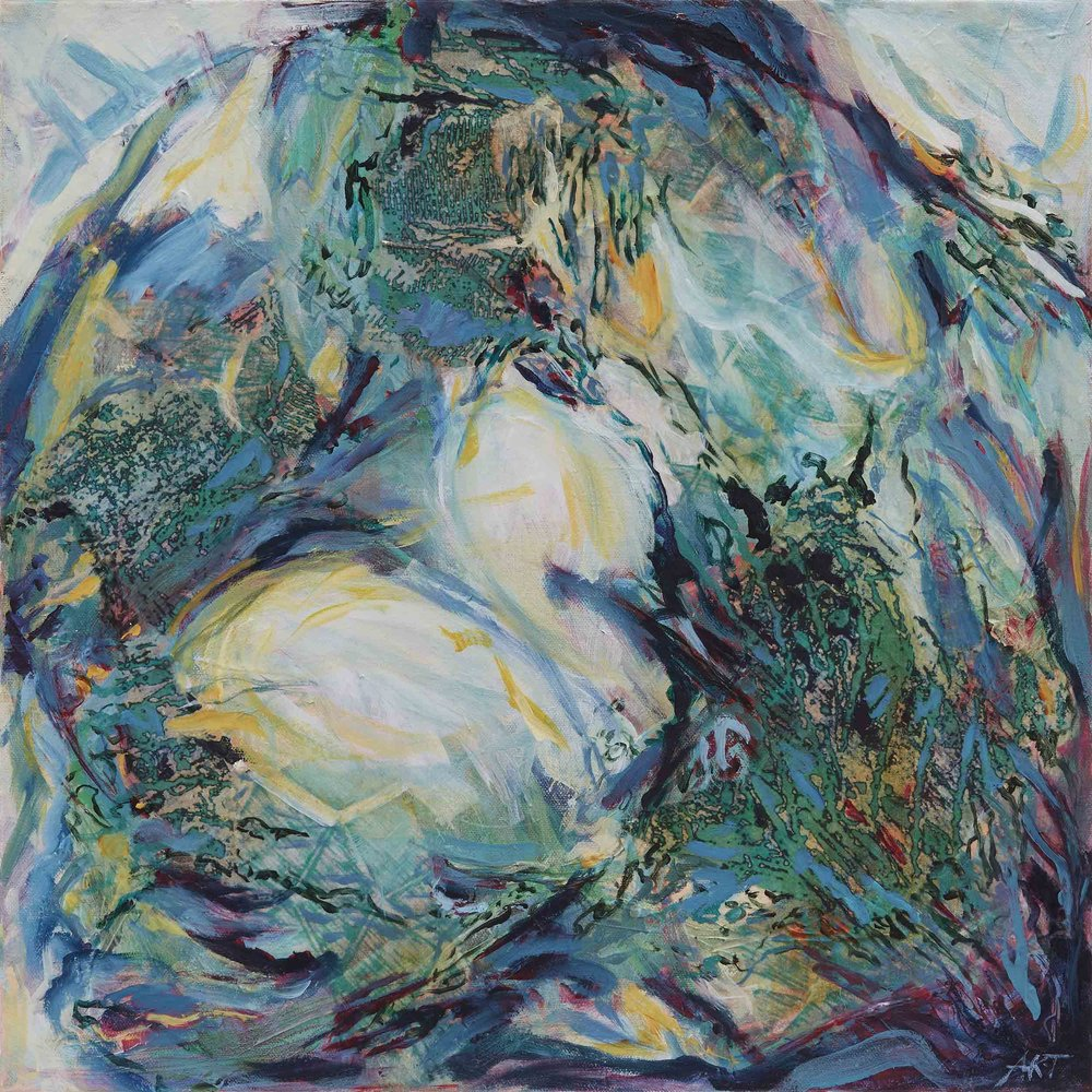 Ebb and Flow by abstract artist, Amy Tillotson, Saint Paul, Minnesota, St. Paul Artist, Minnesota Artist, Abstract Artist from Saint Paul, Minnesota, Minnesota artist