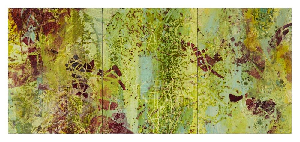 Migration by St. Paul, MN multimedia artist, Amy Tillotson