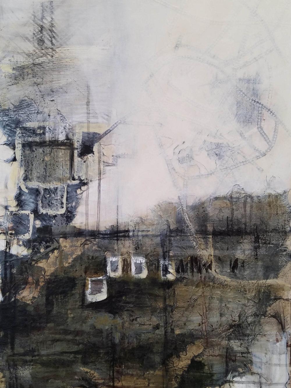 Periphery by St. Paul, MN multimedia artist, Amy Tillotson
