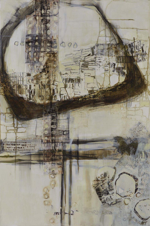 In Situ by St. Paul, MN multimedia artist, Amy Tillotson