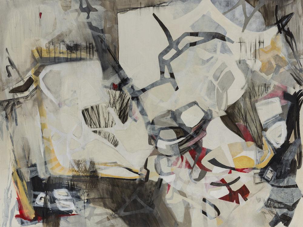 Blurred Boundaries by abstract artist, Amy Tillotson, Saint Paul, Minnesota, St. Paul Artist, Minnesota Artist, Abstract Artist from Saint Paul, Minnesota, Minnesota artist