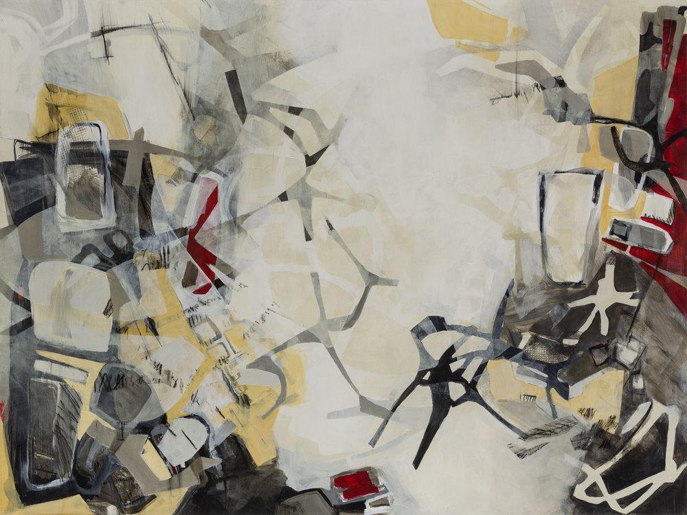 Leap of Faith by abstract artist, Amy Tillotson, Saint Paul, Minnesota, St. Paul Artist, Minnesota Artist, Abstract Artist from Saint Paul, Minnesota, Minnesota artist