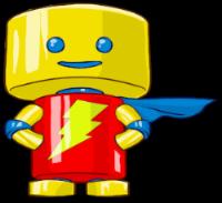 FloridaSupercon Mascot