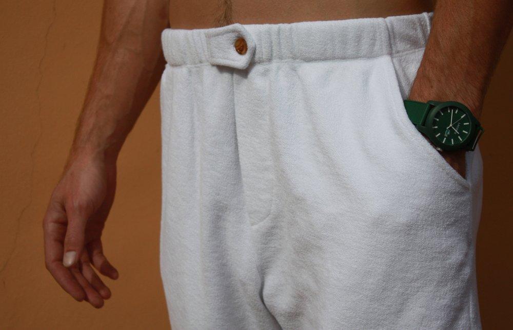 The Shorts - Classic Fit. Zipper Pocket.$54