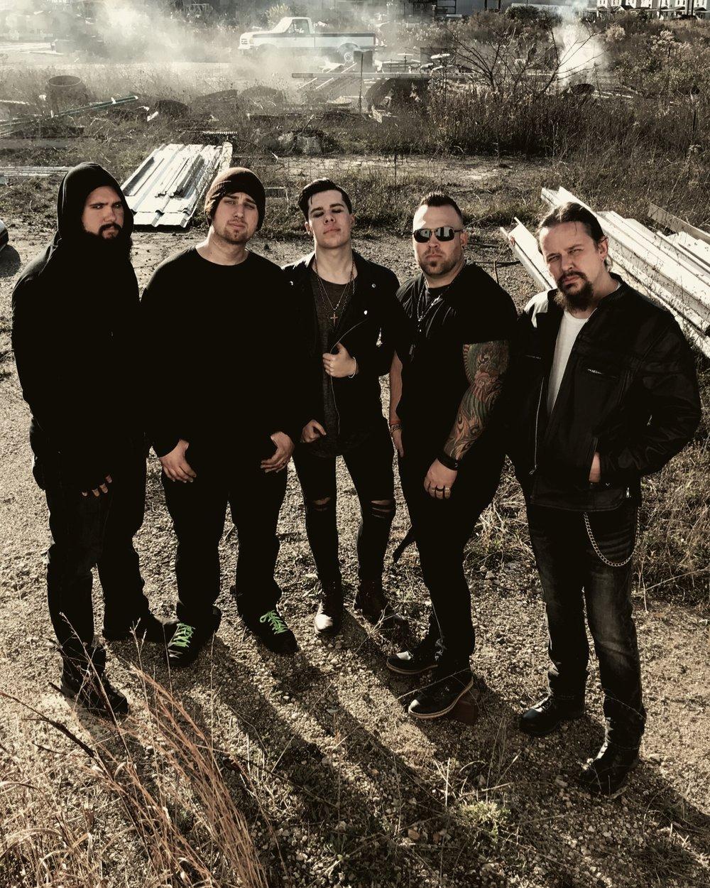 Josh, Levi, Caleb, Scott, Tony