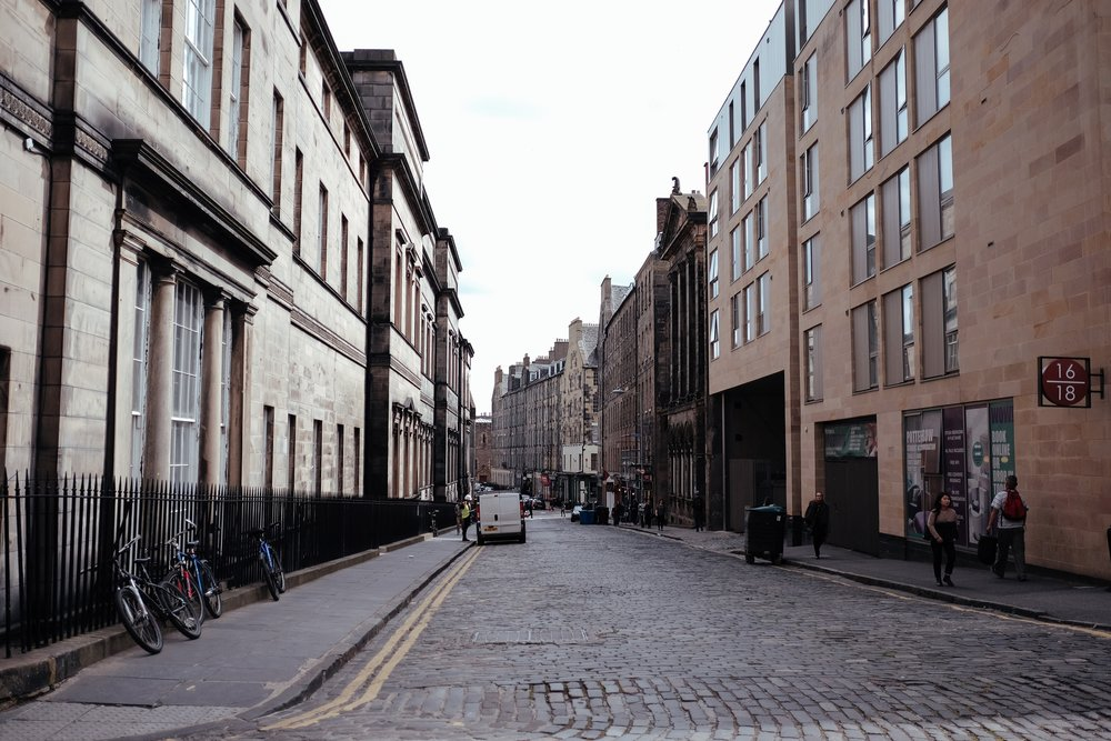 Day 8 Edinburgh - The Elephant House > Edinburgh Castle> Royal Mile > Edinburgh Old Town