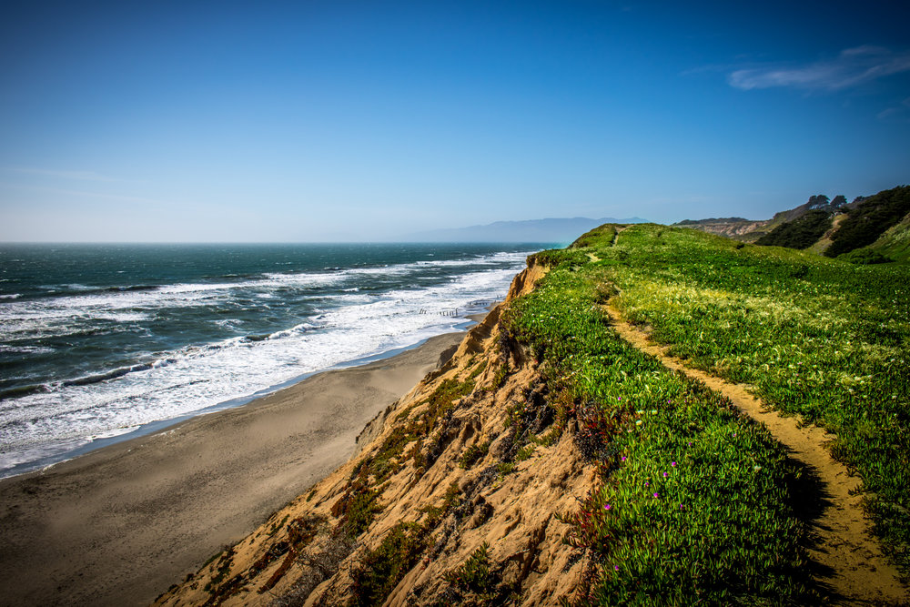 Funston Beach View