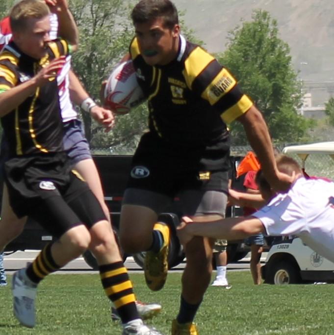 Gerson Running.JPG