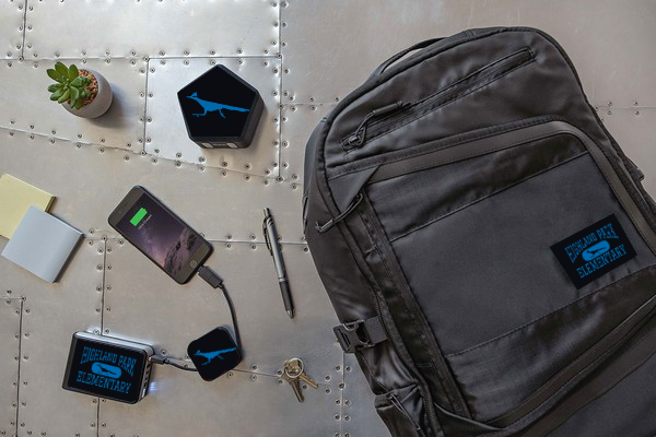 5-Piece Tech Bag