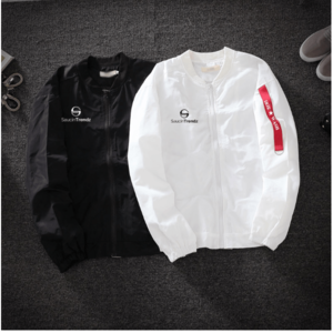 Jackets — Custom Screen-Printed Apparel