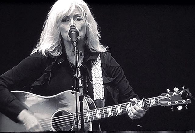 such an amazing concert yesterday with one of my favourite artists emmylou harris ❤️