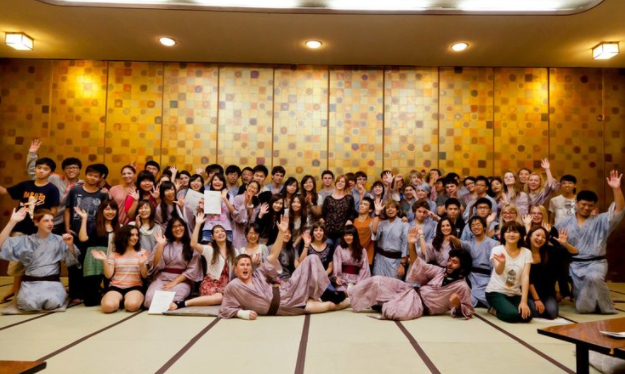 Kyoto Summer! 18+