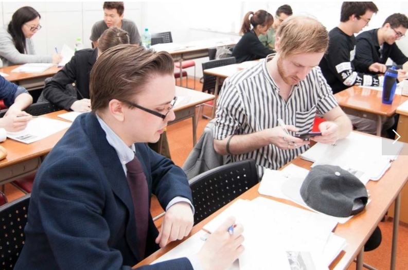 More and more students are choosing to study in Japan.