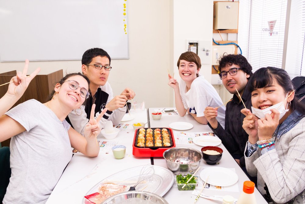 Tokyo Summer! 15+ Course - Recommended For:-Having fun learning conversational Japanese-Doing exciting activities-Making memories that will last your whole life, in the city of Tokyo.Period:August 2018.Can't make it? See the Winter courses in January below, or the Study & Culture Courses all year round.Contents:-Brush up on your listening and speaking skills-Free yukata (summer kimono) you can bring home-Asakusa Rickshaw run-Traditional tea ceremony-Trip to Kamakura-Tokyo Skytree-Karaoke with friends-Theme parksSchool Features:-The school provides free WiFi, computer stations, Japanese, Korean and English-speaking staff.Tokyo Summer Holiday Course 15+:3 weeks: 241,200 JPYDownload the timetableActivities subject to change.See accommodation options. (Can also be seen by pressing the yellow button below).