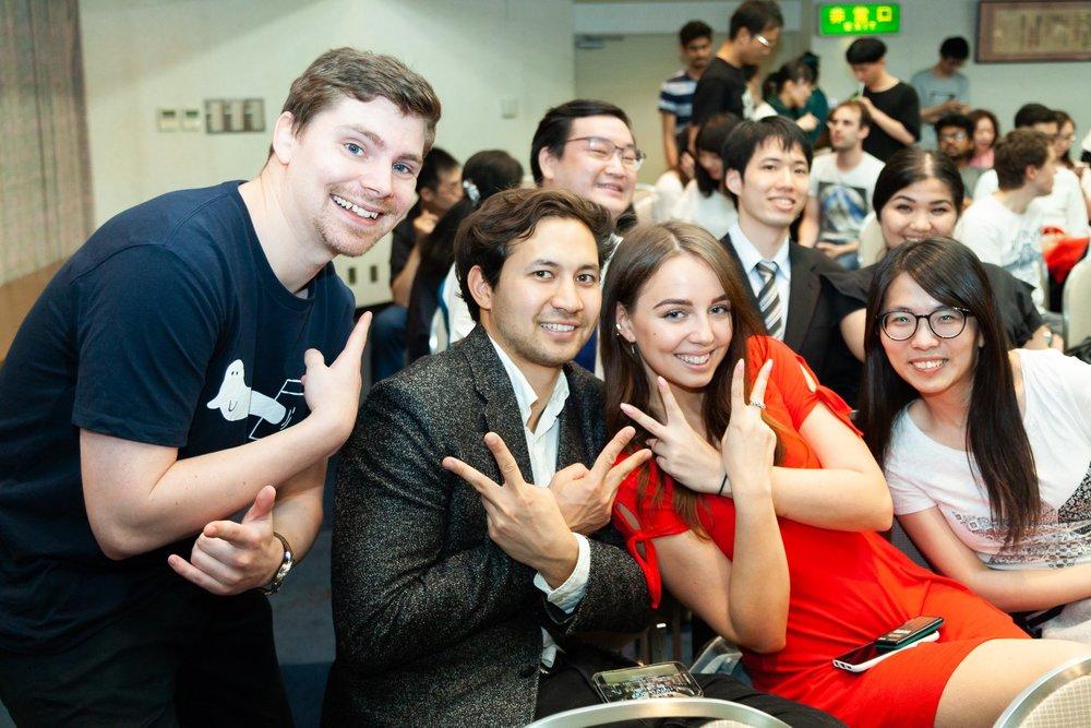 Academic Course in Fukuoka -
