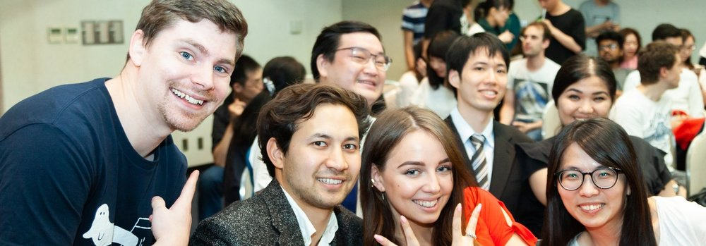 Conversation Course in Tokyo -
