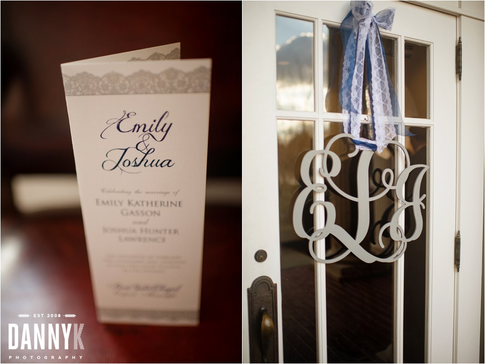 Wedding Photography of Emily Gasson and Josh Lawrence at Paris Yates Chapel on campus of Ole Miss