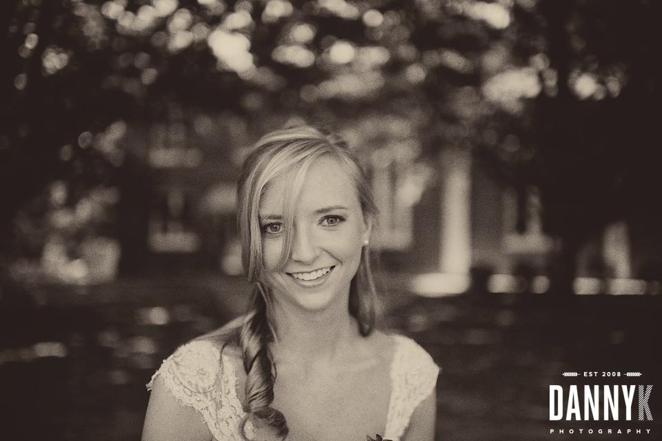 Bridal and Mississippi Wedding Photographer at College Hill Presbyterian Church