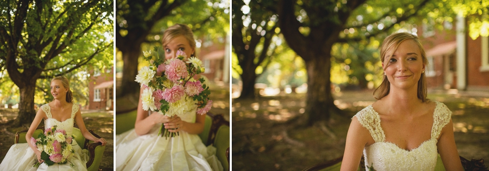 Oxford Bridal and Mississippi Wedding Photographer at College Hill Presbyterian Church