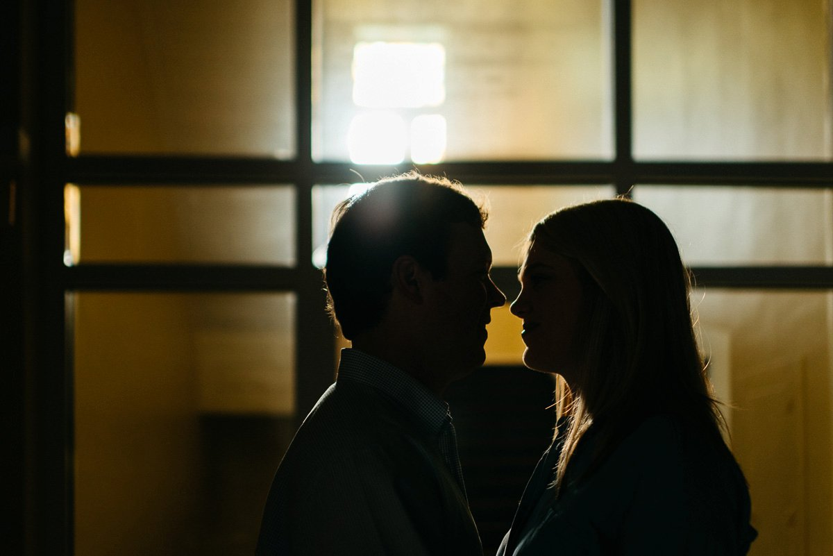 engagement photography  at the university of mississippi