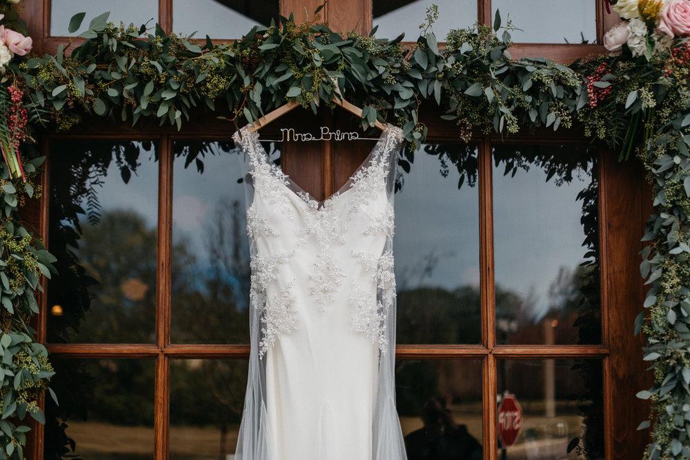 wedding dress by Jenny Yoo